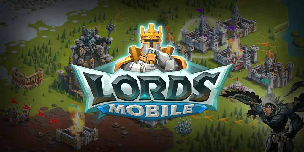 Lords Mobile Overlord Titles