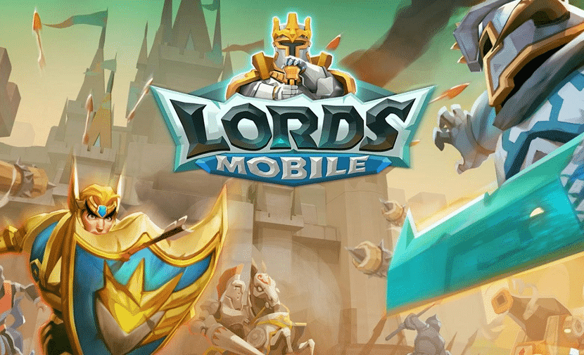 Lords Mobile Gift Code
