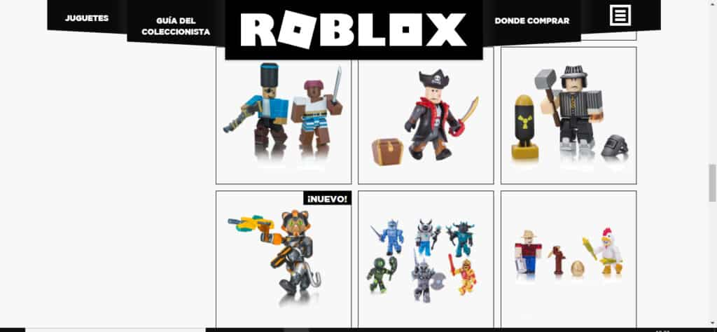 Roblox: Toys