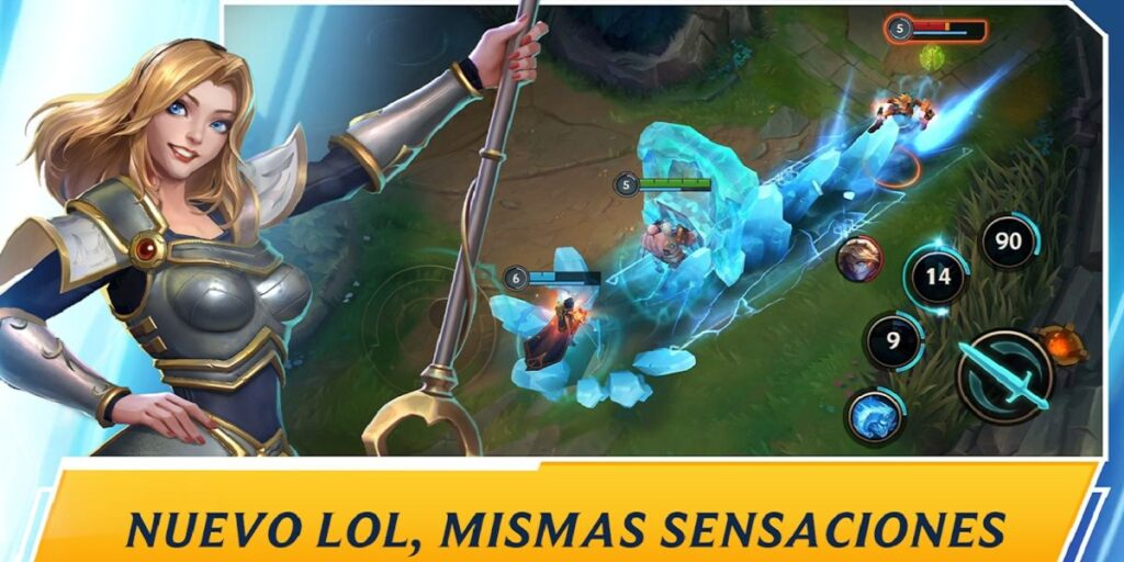 Leaug of Legends Wild Rift: Cuándo llegará a Android