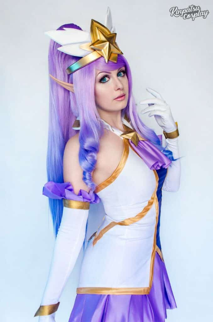 Imagenes de Janna de league of legends wild rift