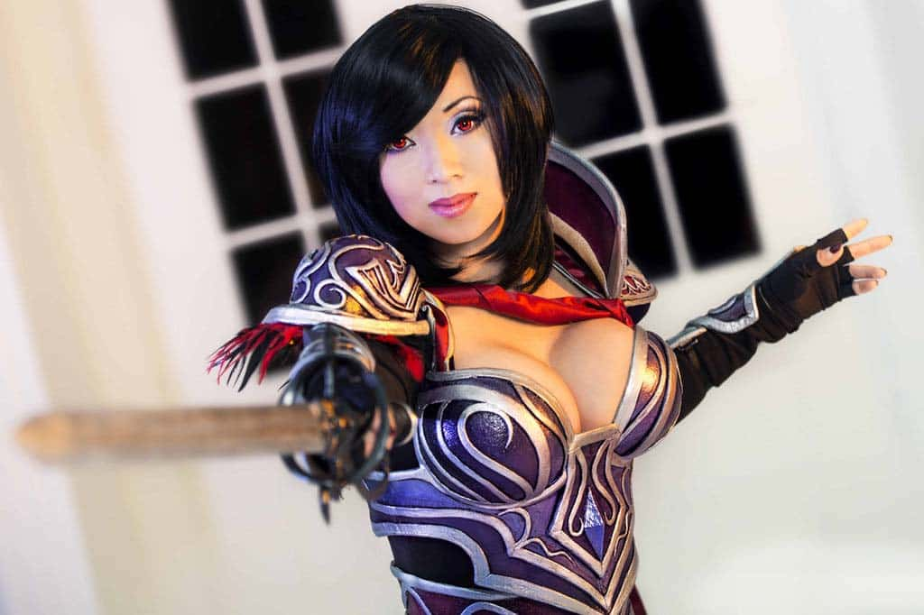 Imagenes de Fiora de league of legends wild rift